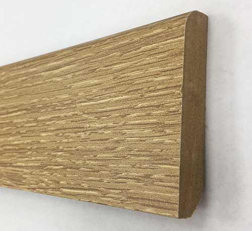 Plinthe de haute qualite - Plinthe mdf capital medium 70x15x2400