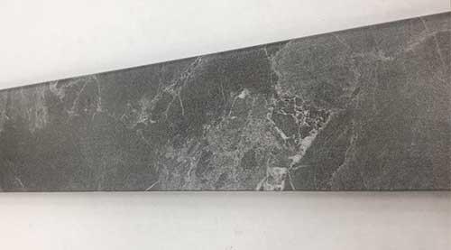 Plinthe de haute qualite - Plinthe mdfmarbre paros 58x19x2400