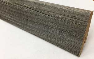 Plinthe de haute qualite - Plinthe mdf arendal (1018) 58x19x2400