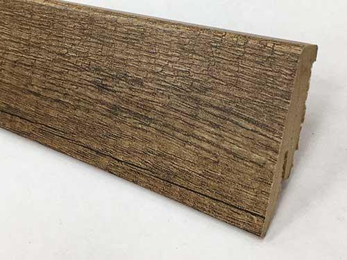 Plinthe de haute qualite - Plinthe mdf gala braun (1220) 58x19x2400