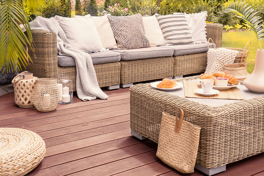 LAME DE TERRASSE CUMARU BRUT KD 2 FACES LISSES 145X21x