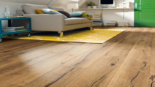 Parquet stratifié tritty 100 lc plaza Chêne italica nature authentique planche large haro tritty 100 HARO530335 Parquet stratifié tritty 100 lc plaza