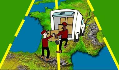 Livraison france entière et pays limitrophes
