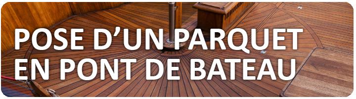 pose parquet pont de bateau cheap salle de bain de caractre avec un parquet en teck verni with. Black Bedroom Furniture Sets. Home Design Ideas