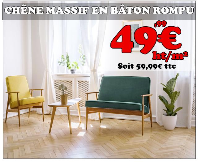 Unique PARQUET massif - Parquets de luxe à prix discount - Devis Parquet  ER75