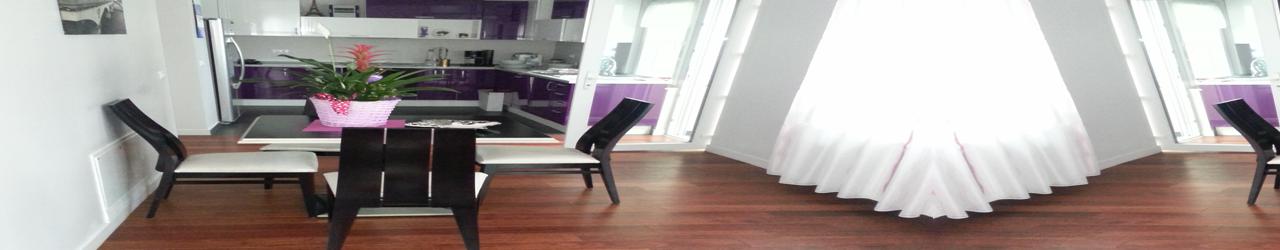 parquet pour cuisine independante cuisine ferm e. Black Bedroom Furniture Sets. Home Design Ideas