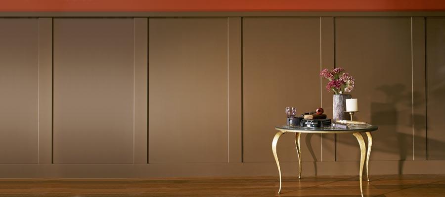 D co panneaux murs gamme lambris for Deco sejour lambris