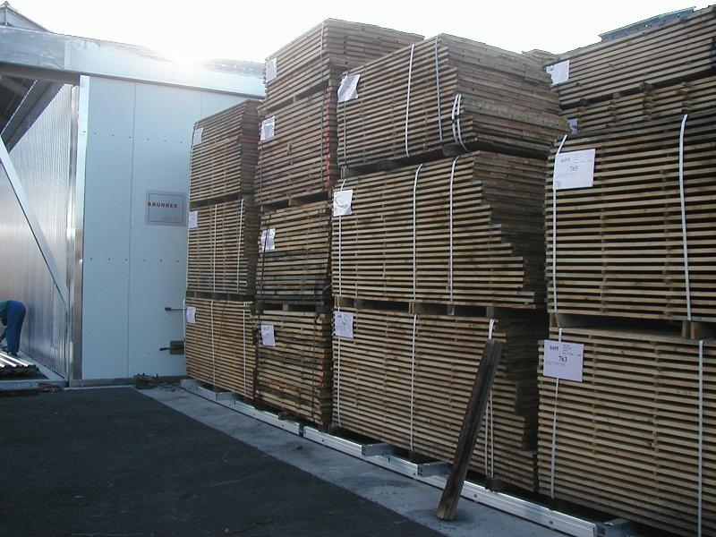 le sechage du bois