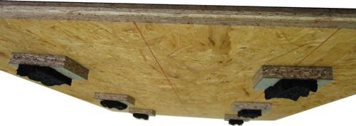 L 39 insonorisation acoustique les insonorisations phonique lutte contre le bruit - Panneau agglomere hydrofuge 22mm ...